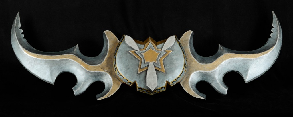 Warglaive - Finished 2