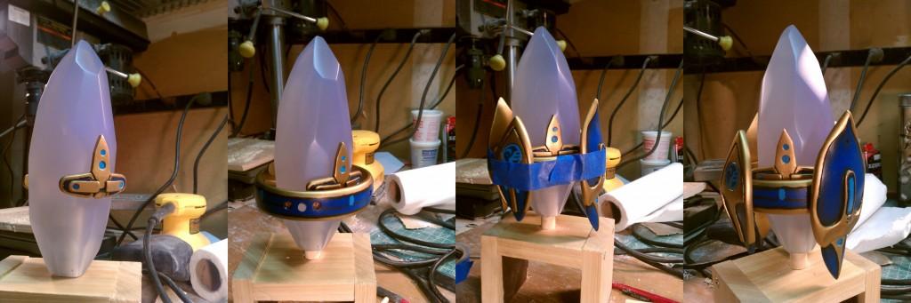 Protoss Pylon - Step 8