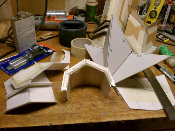 Hawke Armor - Step 3
