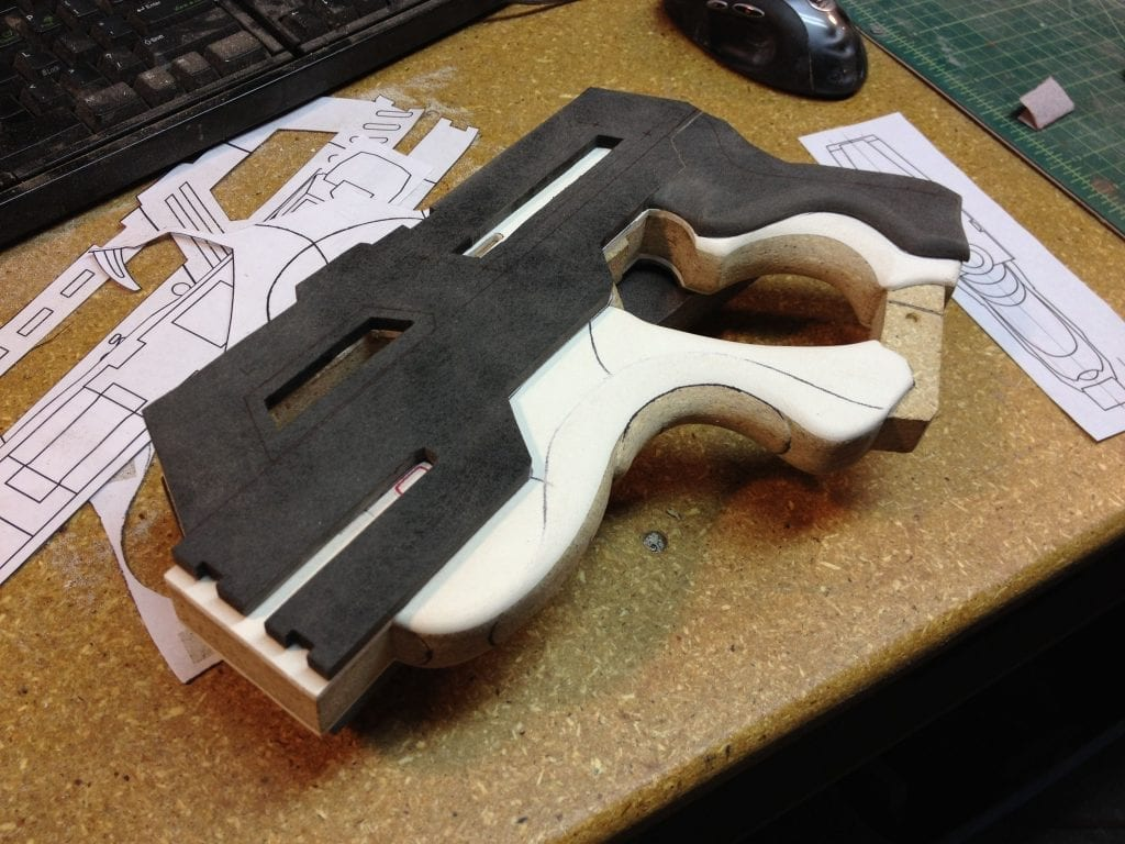 Carnifex Sculpted