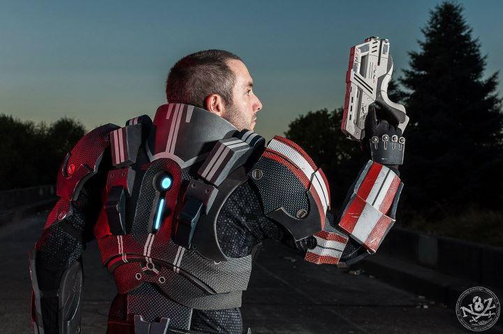 Defender - Back Side