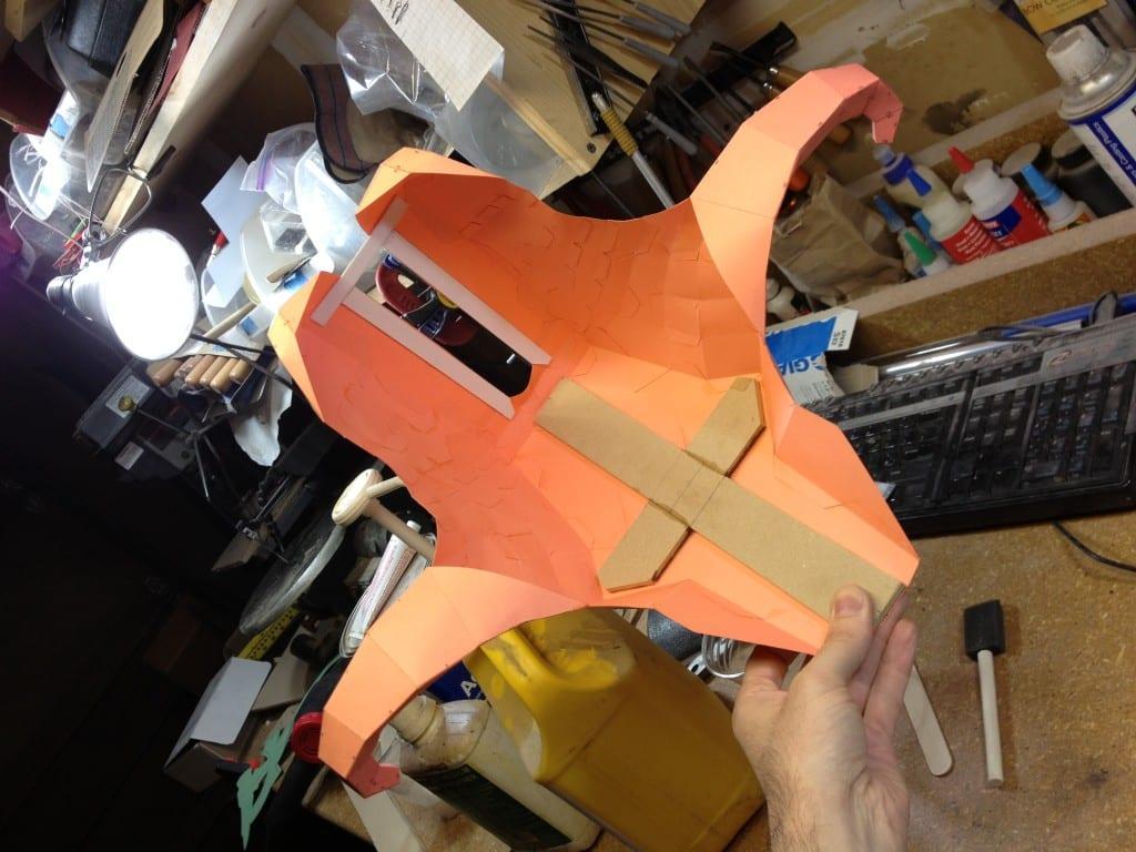 Juggernaut Mask - Supports