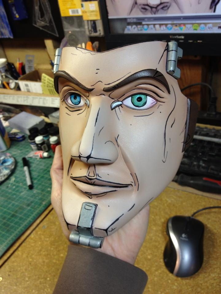 Handsome Jack - Finished
