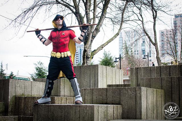 ECCC Robin Costume