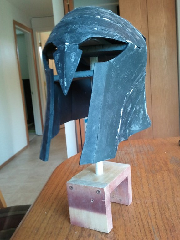 Draugr Helm Foam Bare