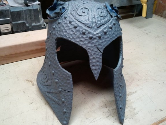 Draugr Helm Primed
