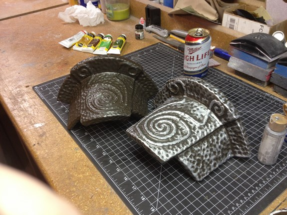 Draugr Armor Base Paint