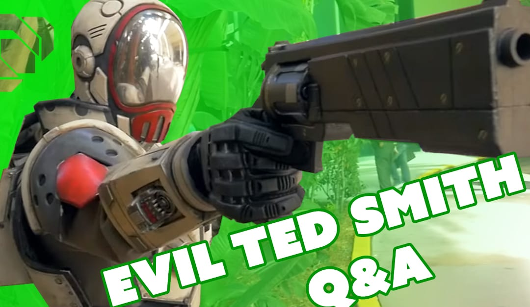 Prop Live Q Amp A With Evil Ted Smith Punished Props