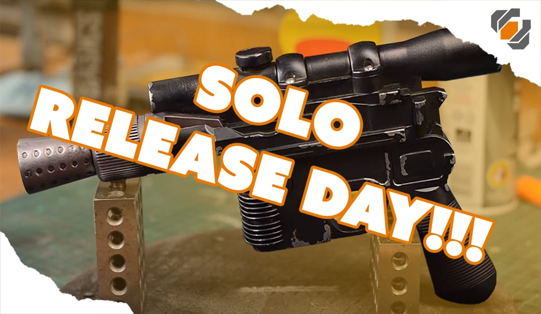 Han Solo Cosplay!