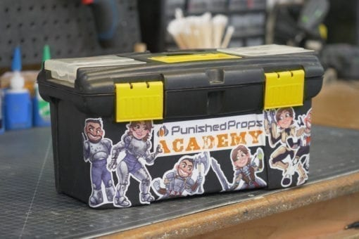 Punished Props Stickers Mega Pack In Use